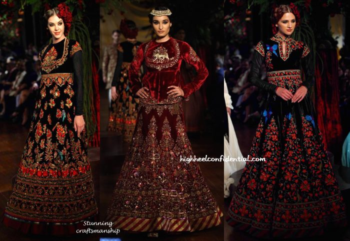 India Couture Week 2015- Rohit Bal-1