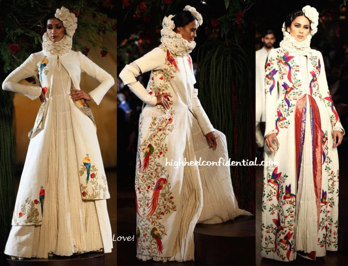 India Couture Week 2015- Rohit Bal-4