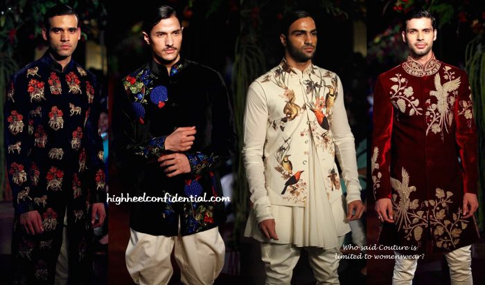 India Couture Week 2015- Rohit Bal-7