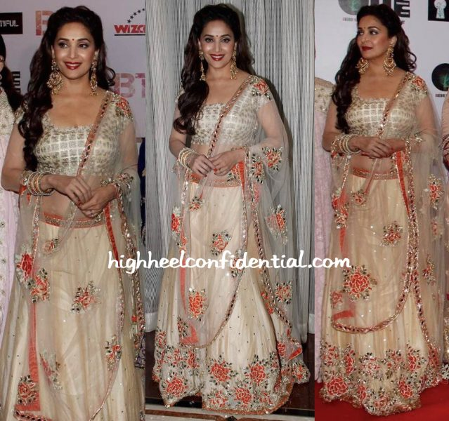 Madhuri Dixit at Set Beautiful Free Event-2