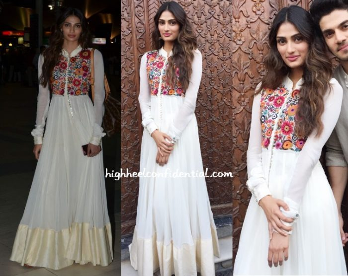 athiya-shetty-ritu-kumar-hero-promotions