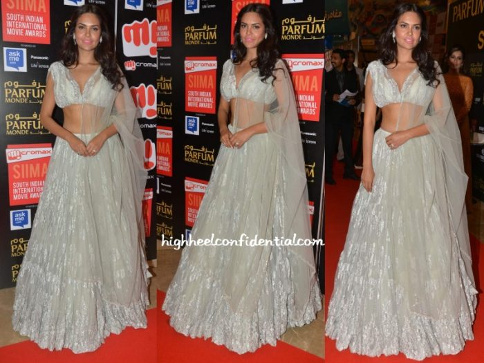 esha-gupta-payal-singhal-siima-2015-day-one
