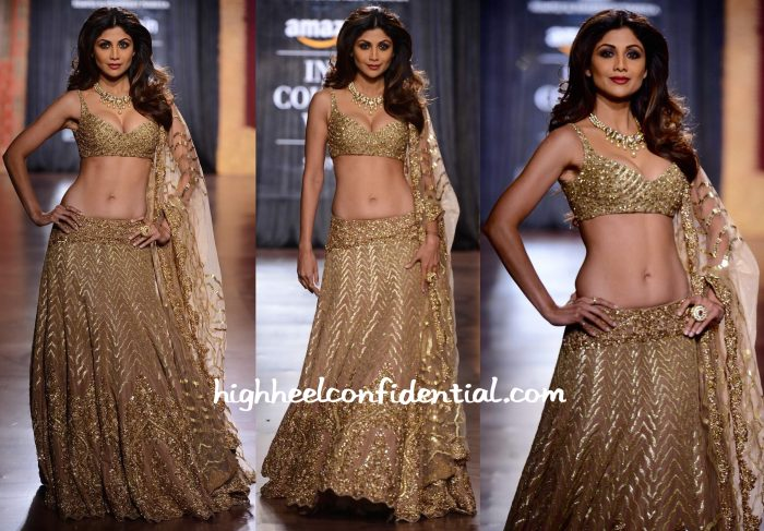 icw 2015-rimple and harpreet narula-shilpa shetty