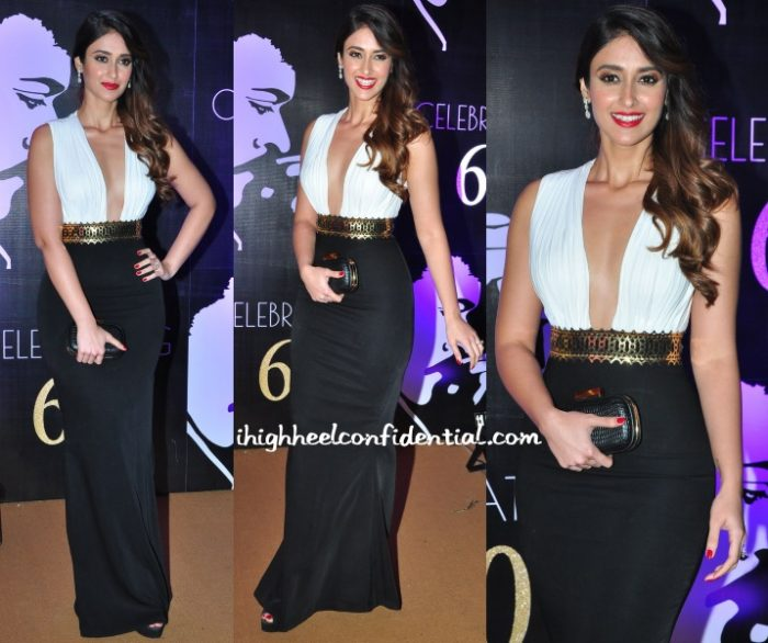 ileana-d-cruz-shantanu-nikhil-chiranjeevi-60th-birthday-celebrations