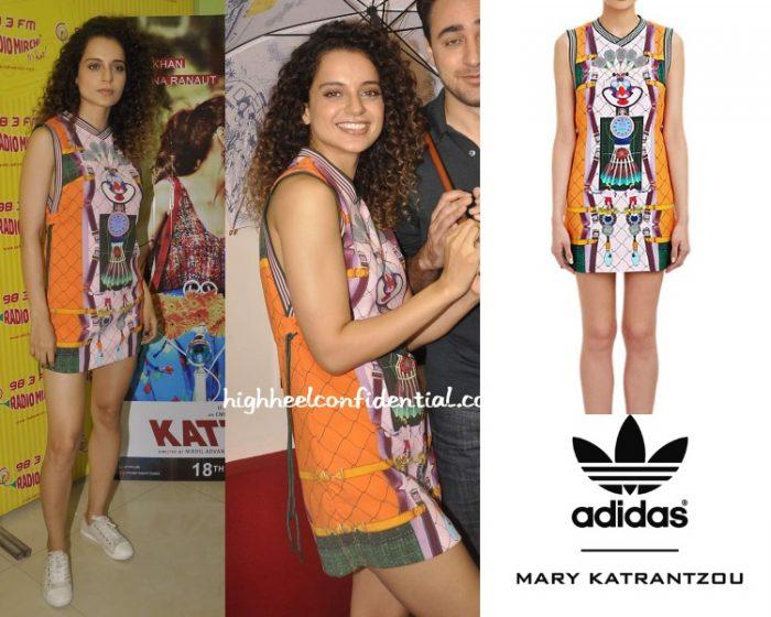 kangana-ranaut-adidas-mary-katrantzou-katti-batti-promotions