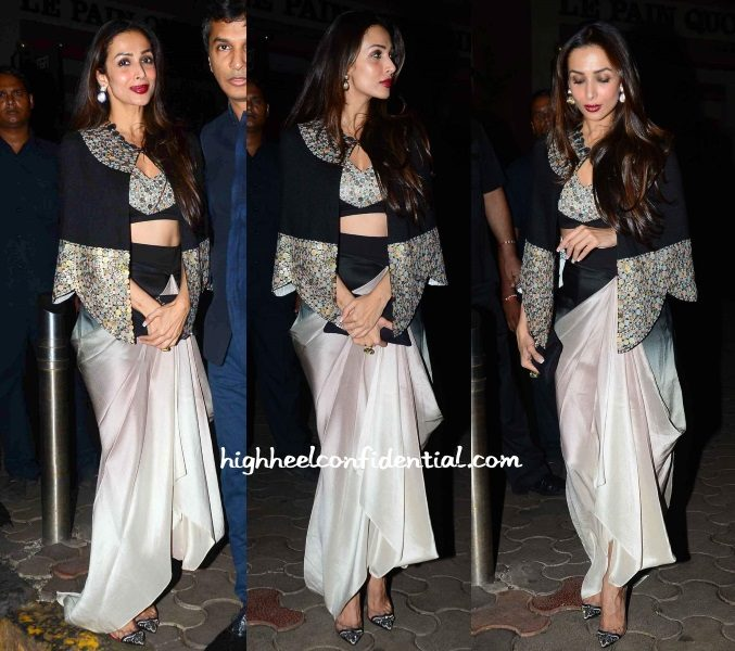 malaika-arora-anamika-khanna-queenie-rishi-wedding-bash