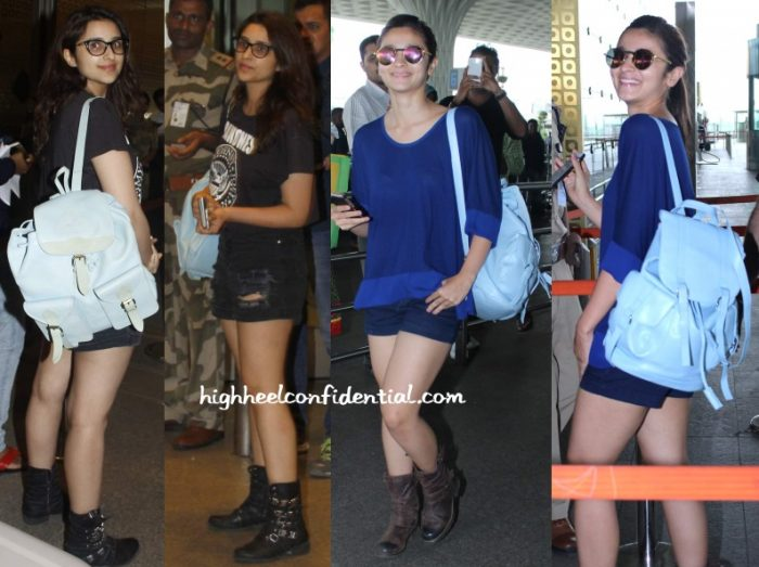 parineeti-chopra-alia-bhatt-blue-backpack-airport