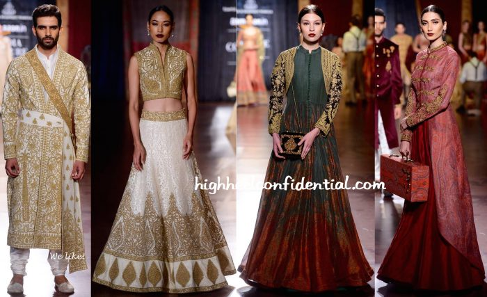 rimple and harpreet narula-india couture week 2015-2
