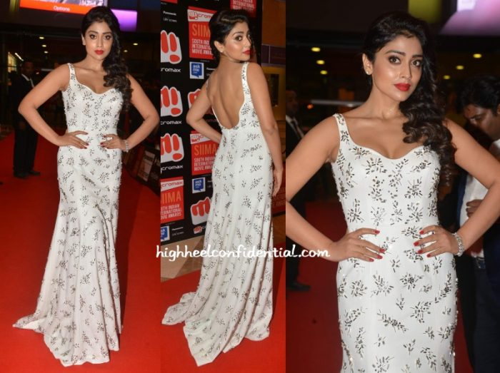 shriya-saran-rajat-tangri-siima-2015-day-one