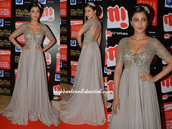 shruti-haasan-kommal-sood-siima-2015-day-one