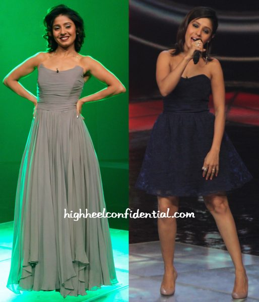 sunidhi chauhan on the voice-1