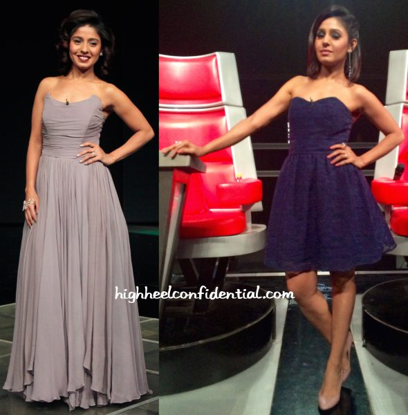 sunidhi chauhan on the voice-2