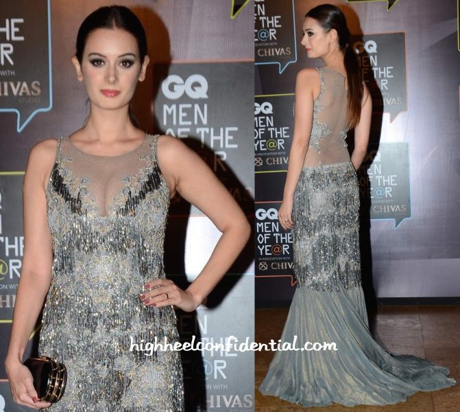 Evelyn Sharma In Rocky S At GQ Men Of The Year Awards 2015-2