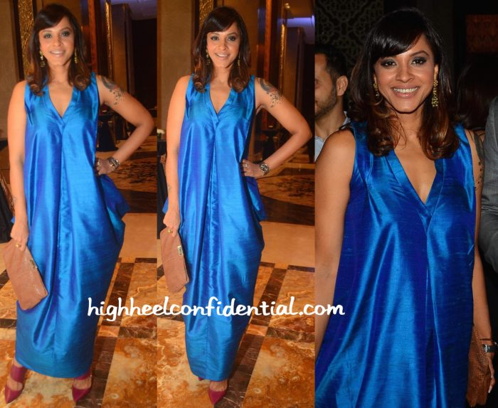 Manasi Scott In Payal Khandwala At At Chivas 18's Crafted For Gentlemen Event
