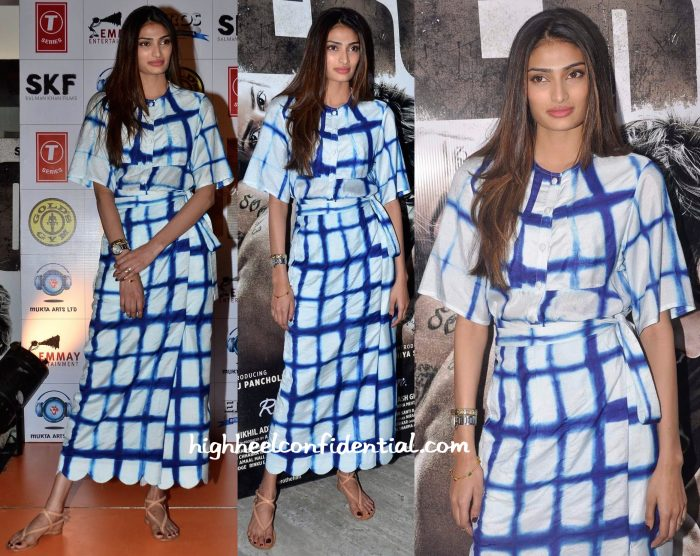 athiya shetty at hero promotions-1