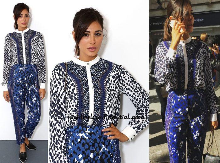 nargis-fakhri-issa-london-fashion-week-2015