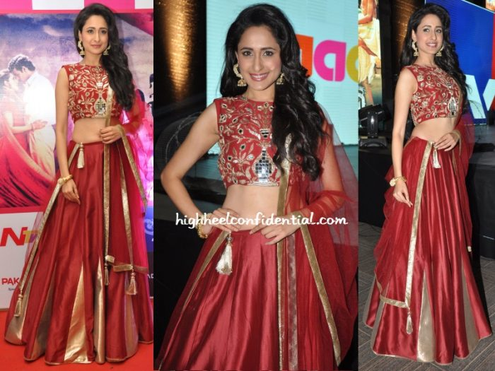 pragya-jaiswal-payal-singhal-kanche-audio-launch