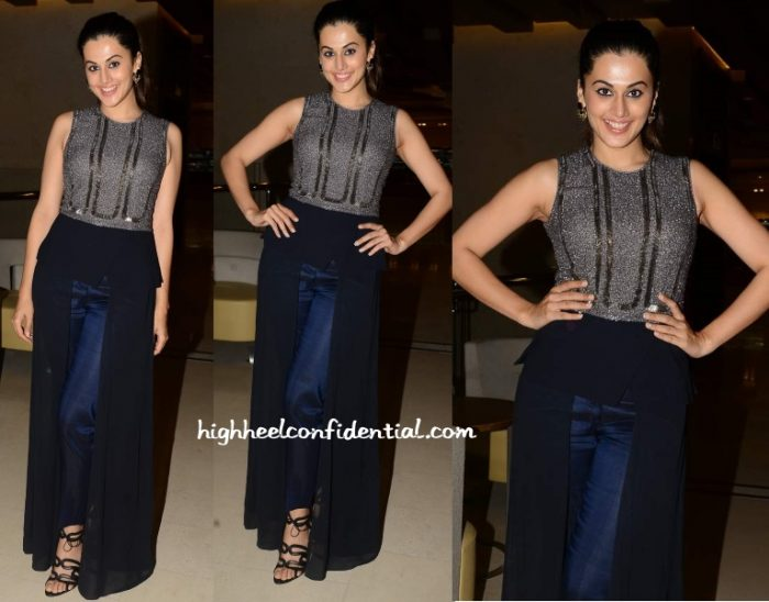 taapsee-rohit-rahul-iifa-2015-after-party