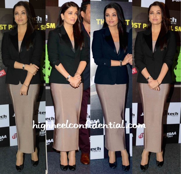 Aishwarya Rai Bachchan In House Of CB And Tom Ford At Longines Store Launch And Jazbaa Promotions-1