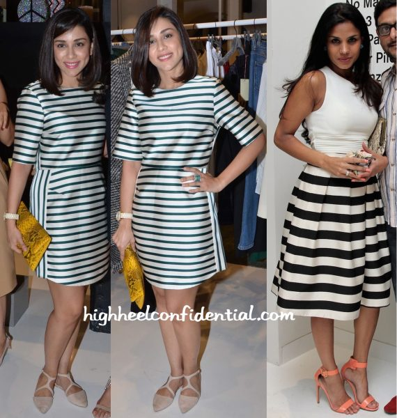 Amrita Puri And Pratima Gaurav At Le Mill Launch
