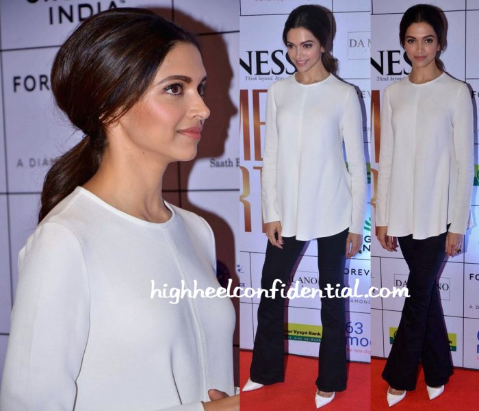 Deepika Padukone At Outlook Business Women Of The Year Awards-1