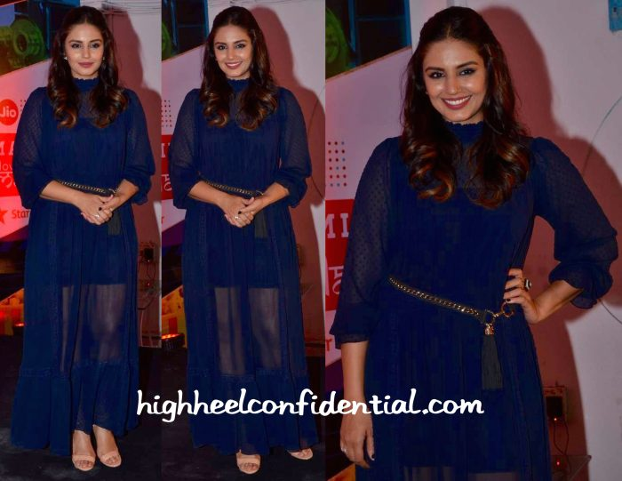 Huma Qureshi In Zara At MAMI 2015 Film Festival