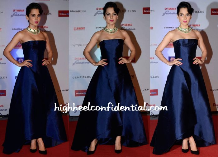 Kangana Ranaut At Miss Diva 2015-1