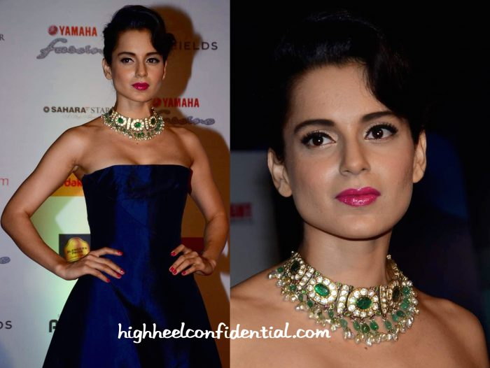 Kangana Ranaut At Miss Diva 2015-2