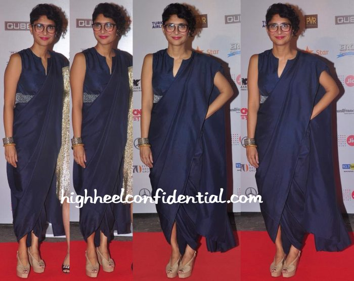 Kiran Rao In Rashmi Varma At MAMI 2015 Opening Night
