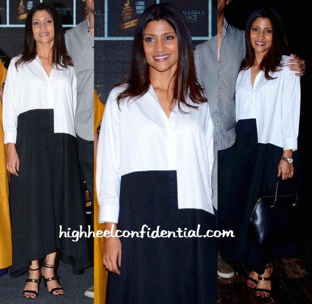 Konkona Sen Sharma In Bungalow 8 At Nayantara's Necklace Screening-2