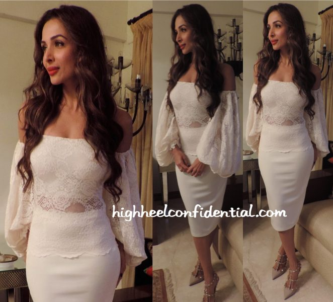 Malaika Arora Khan Wears Ayesha Depala And Valentino To A Press Meet For Purple Homes-1