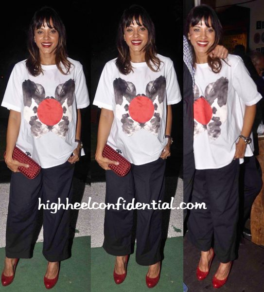 Manasi Scott in AM.IT At Soda Bottle Opener Wala Launch