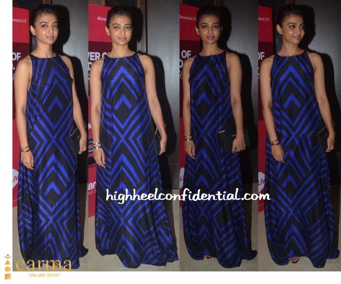 radhika apte Famestars Live launch payal khandwala