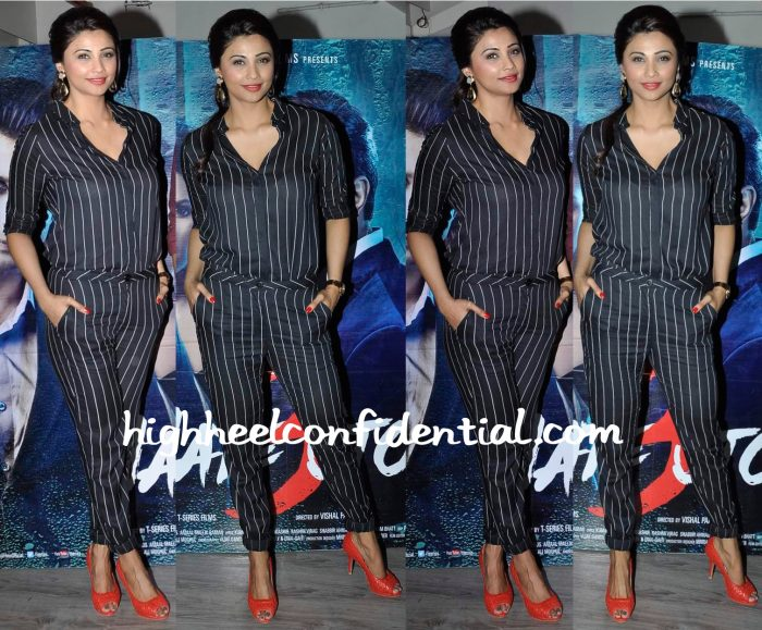 Daisy Shah At Hate Story 3 Promotions