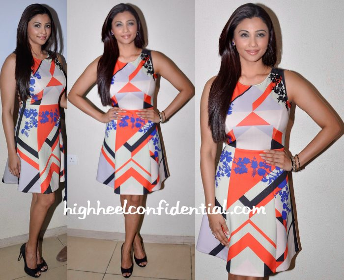 Daisy Shah Wears Namrata Joshipura To Hate Story 3 Promotions