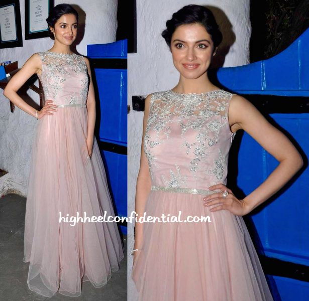 Divya Khosla Kumar In Vineti Bolaki At Tamasha Success Bash-1