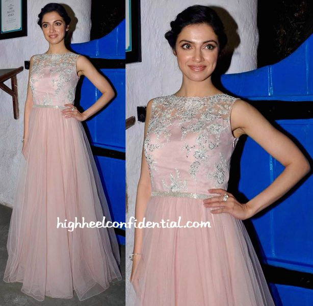Divya Khosla Kumar In Vineti Bolaki At Tamasha Success Bash-2