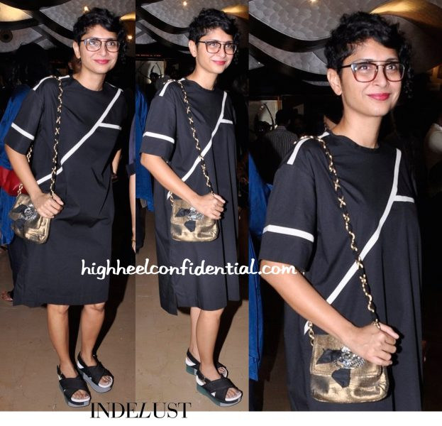 Kiran Rao In Bodice At MAMI 2015 Film Festival-2