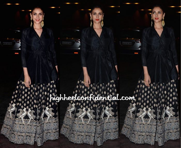 aditi rao hydari masaba gupta madhu mantena wedding reception surendri
