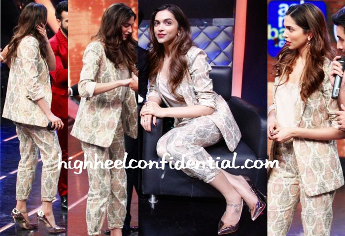 deepika padukone-tamasha promotions-i can do that sets-shehlaa-2