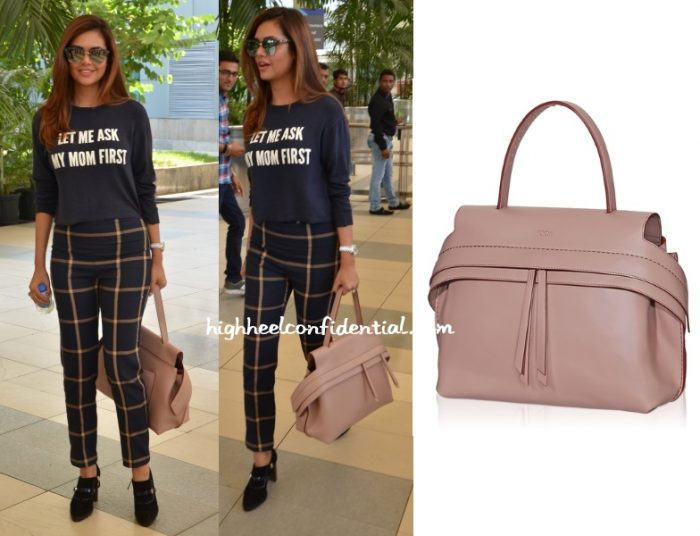 esha-gupta-bershka-ask-mom-tods-aiport