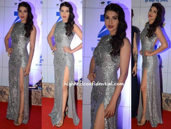 gauahar-khan-siddartha-tytler-zee-rishtey-awards-2015