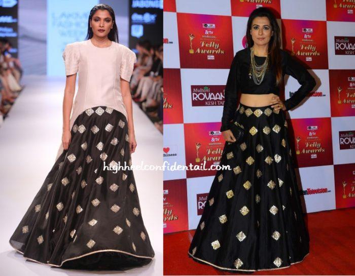mini-mathur-payal-singhal-telly-awards-2015-1