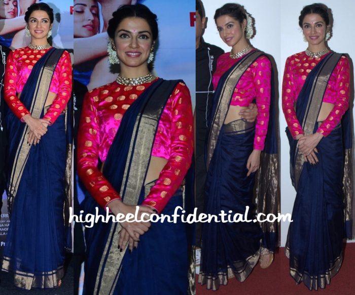 Divya Khosla Kumar At 'Sanam Re' Song Launch-1