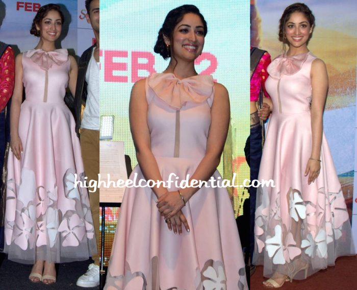 Yami Gautam In Dolly J At 'Sanam Re' Song Launch-1