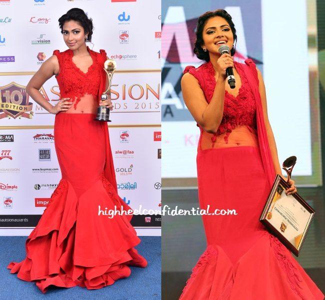 amala-paul-gaurav-gupta-asiavision-awards-2015