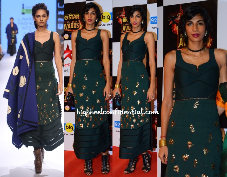 anushka-manchanda-sahil-kochhar-big-star-entertainment-awards-2015