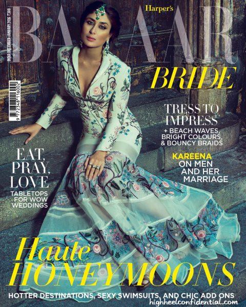 kareena kapoor-harpers bazaar bride 2015