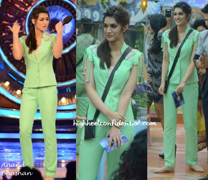 kriti-sanon-anand-bhushan-dilwale-promotions-bigg-boss