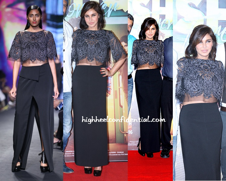 lisa-ray-ishq-forever-rohit-rahul-cue-trailer-launch
